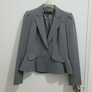 Anne Klein 2-piece Peplum Suit